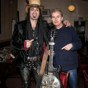 The Pete Feenstra Feature - Eric Sardinas (29 January 2017)