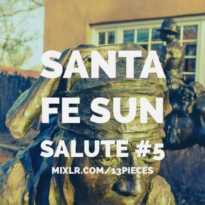 Santa Fe Sun Salute #5
