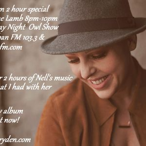 Nell Bryden 2 hour special including interview