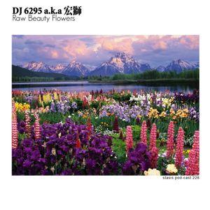 DJ 6295 - Raw Beauty Flowers
