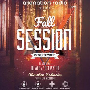 Alienation Radio Episode #137 - Special Guest: @DEEJAYTOO