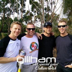 Gillham with special guest Callum Dick - How I met your mother nostalgia mix
