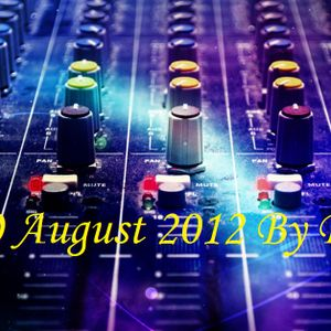 Top10 August 2012 In the Mix By Djtheo