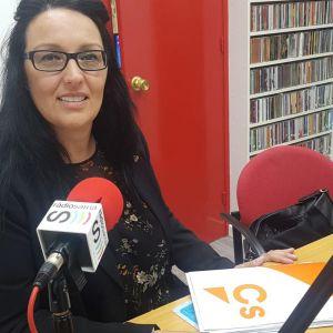 Entrevista als candidats a l'alcaldia per Sarrià de Ter - Mari Pau García  C's
