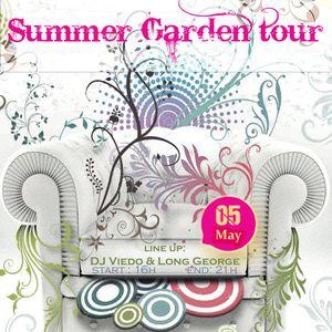 BASSFORM presents SUMMER GARDEN TOUR 05.05.2012 @ The Bookies