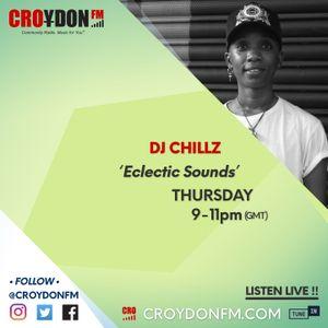 DJ Chillz Eclectic Sounds 23/08/18