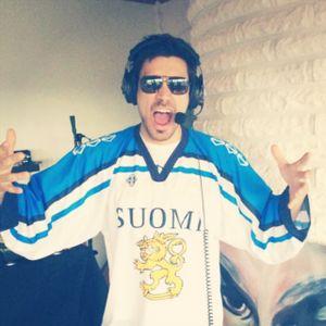 Russia Vs Finland Ice Hockey World Championship - Comedy cast by DJ HOBZ LIVE