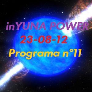 inYUNAPOWER 23-08-12 Prog.11