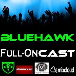 BlueHawk - CloudCast 028 (The Full-On Cast) 13/07/2012