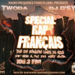 "HUPERKUT RADIO SHOW ""PLAK-TOURNANTES SPECIAL RAP-FRANCAIS N°5 (mars2014)"
