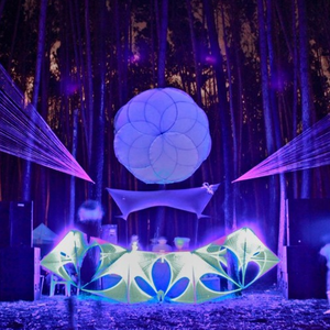 Dusk at the Magical Forest MIX - May 2012