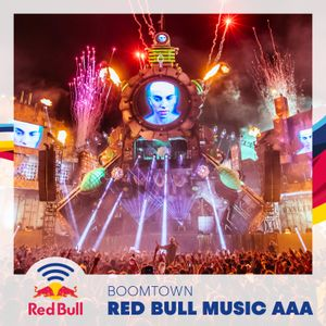 Red Bull Music AAA: Boomtown