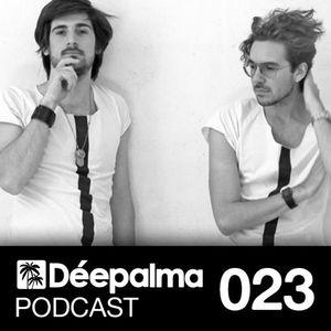 Déepalma Podcast 023 - by JAZZYFUNK