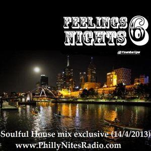 ♪ @YoanDelipe - Feelings Nights #6