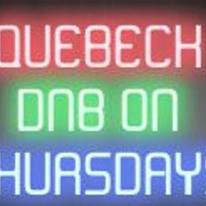 Quebeck - DnB On Thursdays