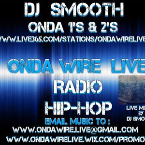 DJ NY SMOOTH-ondawirelive mixtape vol'1