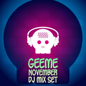 geeme november dj mix set