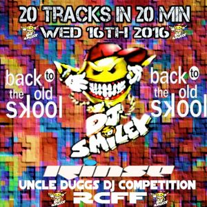 DJ SmiLeY - 20 tunes in 20 mins