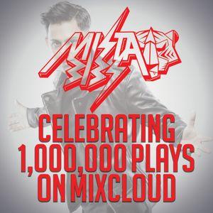 Mista Bibs - #OneMillionPlays Celebration Mix (Current R&B, Hip Hop & Afrobeats)