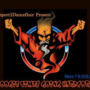 Dj BoogieTimes guest on Report2Dancefloor Radio