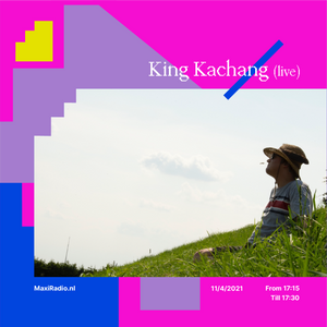 Insert Blank Records - King Kachang (live) / 11-4-2021