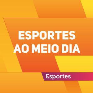 Esportes ao Meio Dia - 11/01/2017