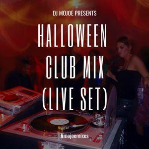 2013 Halloween Club Mix - JSA Party at LVL 3