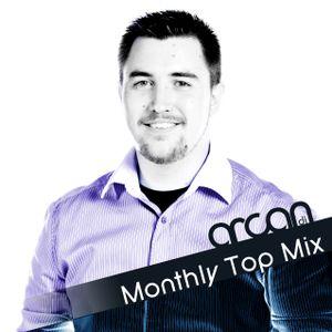 Arcan DJ - October TopMix