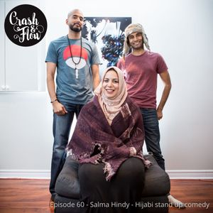 Episode 60 - Salma Hindy - Hijabi stand up comedy