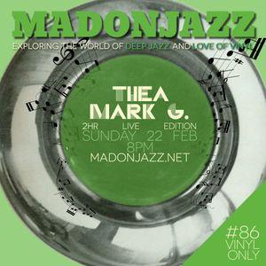 MADONJAZZ #86 - Deep Jazz Sounds