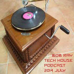 Tech House Podcast 2014 July