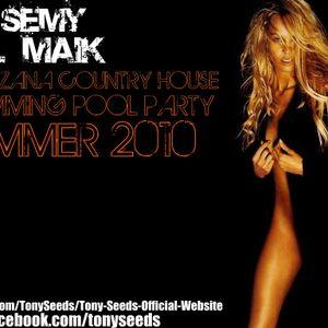 Dj Semy live @ Terenzana Country House Summer 2010