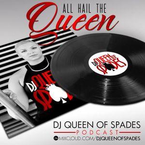 DJ QUEEN OF SPADES - OPEN FORMAT PROMO MIX ( OCT. 16' )