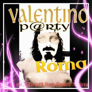 valentino party roma