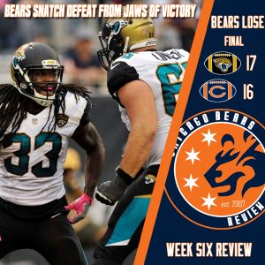 Week Six Review - Dominate Early, Falter Late