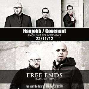 Multistyle Show Free Ends 134 - Synthetic Snow (Haujobb, Covenant)