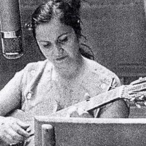 Violeta Parra en Londres (1956)
