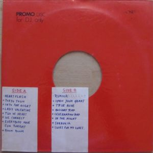 1987 Rio Mix Side A (Promo Disc for DJ only)
