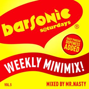 Barsonic Minimix by Mr.Nasty Vol.5