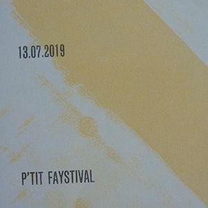 07.07.19 - 16e Ptit Faystival + nouveautés discographiques