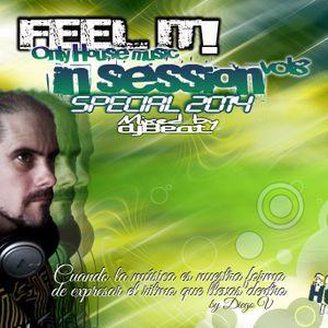 In Session Especial 2014 Sonido FEELIT!