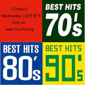 Back To The 90's LIVE on www.traxfm.org 7/9/2016