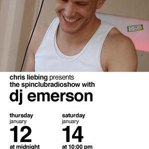 emerson spinclub recordings dj mix