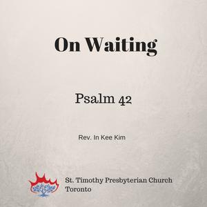 On Waiting