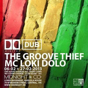 Digital Dubcast #4 w/ MC Loki Dolo