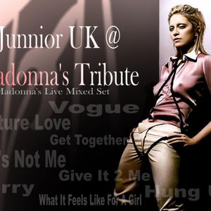 Junnior UK @ Madonna's LIVE Mixed Set