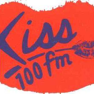 Richie Rich Rap Academy Kiss FM 12/07/92