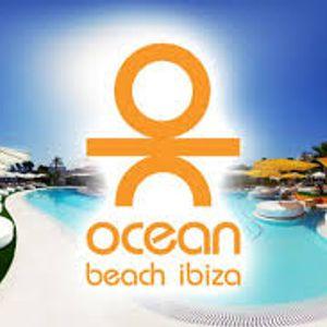 David.P Ocean Beach Ibiza (House mix Part2) Promo