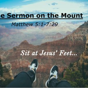"""""""There's More to Life Than Meets the Eye"""" Matthew 6:19-24 July 9, 2017"""