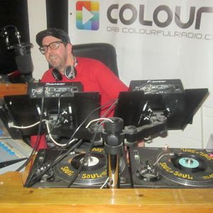 ANDY SMITH ON COLOURFUL RADIO JOINED BY RICHIO SUZUKI